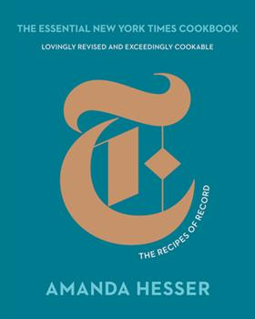 The Essential New York Times Cookbook: The Recipes of Record 1324002271 Book Cover