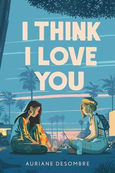 Paperback I Think I Love You Book