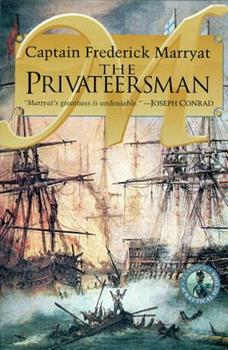 The Privateersman (Classics of Nautical Fiction Series) 0935526692 Book Cover