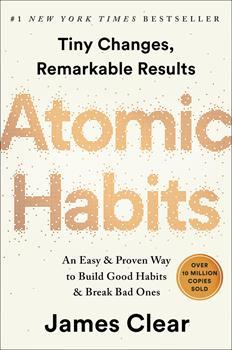 Hardcover Atomic Habits: An Easy & Proven Way to Build Good Habits & Break Bad Ones Book