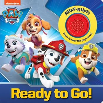 Board book Nickelodeon Paw Patrol: Ready to Go! Book