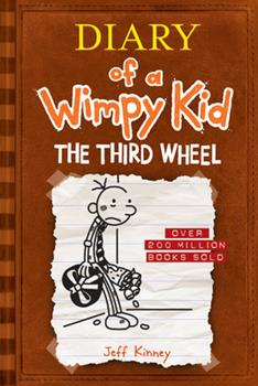 The Third Wheel - Book #7 of the Diary of a Wimpy Kid