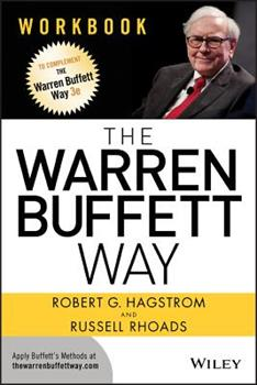 The Warren Buffett Way Workbook 1118574710 Book Cover