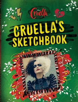 Hardcover Cruella's Sketchbook Book