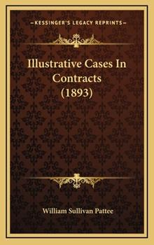 Hardcover Illustrative Cases in Contracts Book