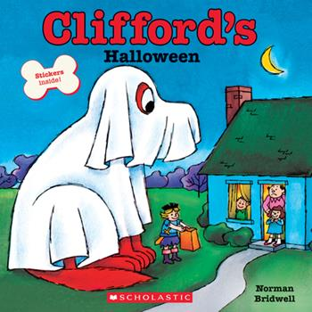 Clifford's Halloween (Clifford) - Book  of the Clifford the Big Red Dog