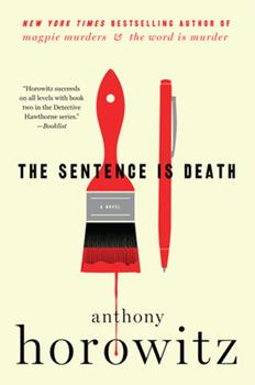 The Sentence is Death 0062676849 Book Cover