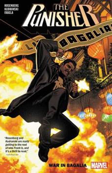 The Punisher, Vol. 2: War in Bagalia - Book #2 of the Punisher 2018