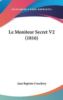 Hardcover Le Moniteur Secret V2 Book