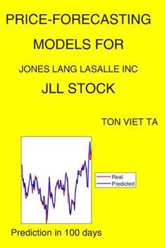 Paperback Price-Forecasting Models for Jones Lang Lasalle Inc JLL Stock Book