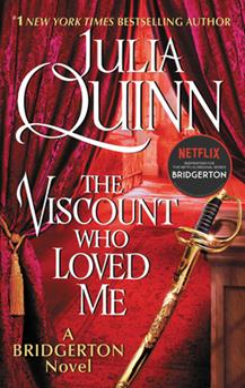 Paperback The Viscount Who Loved Me: Bridgerton Book