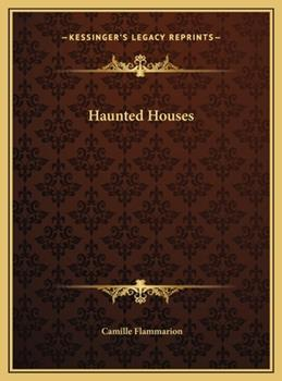 Hardcover Haunted Houses Book