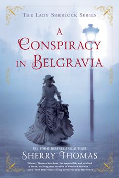 Paperback A Conspiracy in Belgravia Book