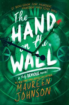 The Hand on the Wall 0062338129 Book Cover