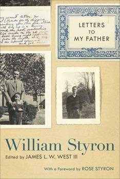 Letters to My Father (Southern Literary Studies) 0807134007 Book Cover