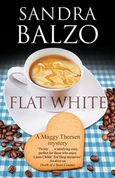 Flat White 0727890573 Book Cover