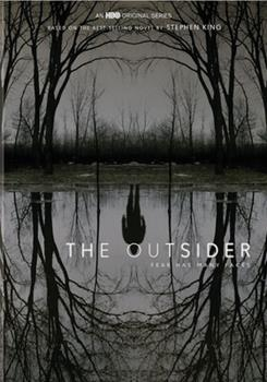 DVD The Outsider: The Complete First Season Book