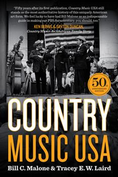 Paperback Country Music USA: 50th Anniversary Edition Book
