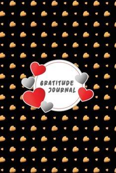 Paperback CAVEOBN - Gratitude Journal for Men, Women, Teens, Kids, Boys, Girls, Valentine's Day Gift Book