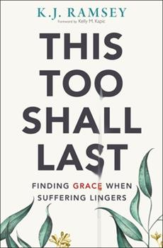 Paperback This Too Shall Last : Finding Grace When Suffering Lingers Book