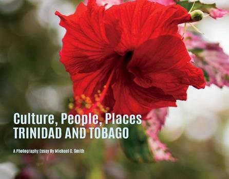 Hardcover Culture, People, Places Trinidad & Tobago Book