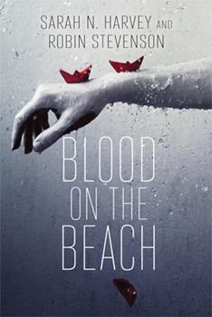 Blood on the Beach 145981293X Book Cover