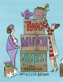 The Two Mutch Sisters 0544430743 Book Cover