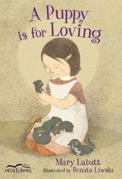 A Puppy Is for Loving - Book  of the Orca Echoes