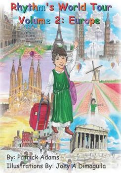 Paperback Rhythm's World Tour: Volume 2: Europe Book