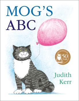 Paperback Mog's ABC Book