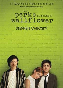 The Perks of Being a Wallflower 0671027344 Book Cover
