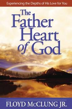 The father heart of God 0736912150 Book Cover