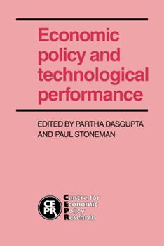 Paperback Economic Policy and Technological Performance Book