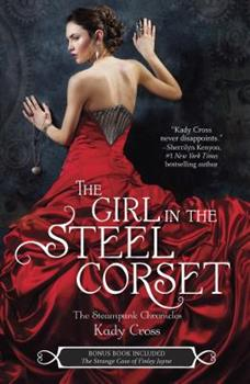 The Girl in the Steel Corset 0373210701 Book Cover
