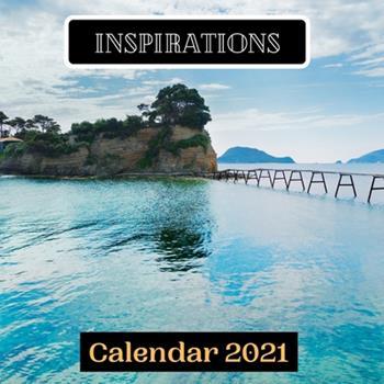 Paperback Inspirations Calendar 2021 Book