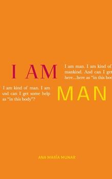 Paperback I Am Man Book