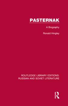 Hardcover Pasternak: A Biography Book