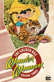 Wonder Woman: The Golden Age Vol. 3 - Book  of the Wonder Woman: The Golden Age