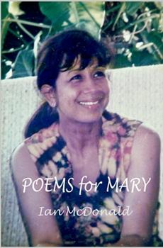 Paperback Poems for Mary Book