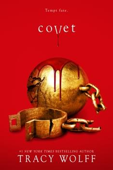 Hardcover Covet Book