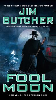 Fool Moon 0451458125 Book Cover