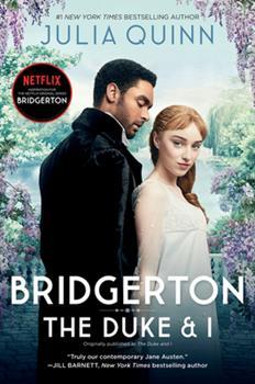 Paperback Bridgerton [Tv Tie-In]: The Duke and I Book