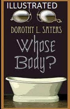 Paperback Whose Body? Illustrated Book