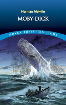 Paperback Moby-Dick Book