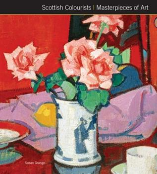 Scottish Colourists - Book  of the Masterpieces of Art