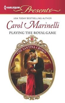 Playing the Royal Game - Book #8 of the Santina Crown