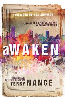 Paperback Awaken: Letters of a Spiritual Father to This Generation Book