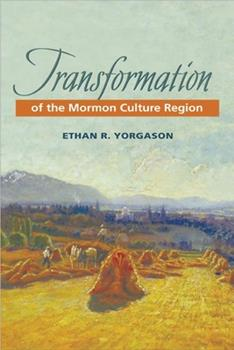 Paperback Transformation of the Mormon Culture Region Book