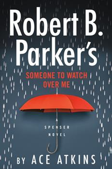 Robert B. Parker's Someone to Watch Over Me 052553685X Book Cover
