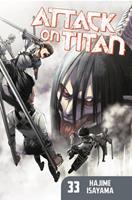 Paperback Attack on Titan, Vol. 33 Book